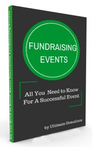 FREE Ebook! Fundraising Events: All you need to know for a successful event!
