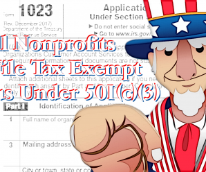 IRS Grants Small Nonprofits No-File Tax Exempt Status Under 501(c)(3)