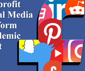 Nonprofit Social Media Platform Pandemic Pivot