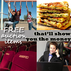 FREE Auction Items that'll SHOW YOU THE MONEY