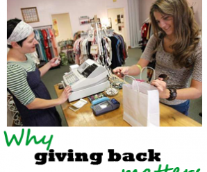 Creating a Culture of Giving