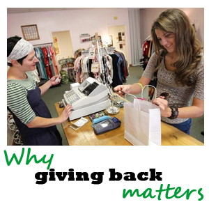 UltimateDonations.org: giving back to donors