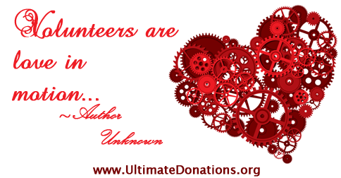 Happy Valentine's Day from Ultimate Donations!