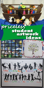 UltimateDonations.org: Priceless student artwork ideas copy