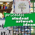 Priceless Student Artwork Ideas
