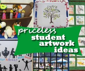 Priceless Student Artwork Ideas