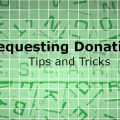 Requesting Donations – Tips and Tricks