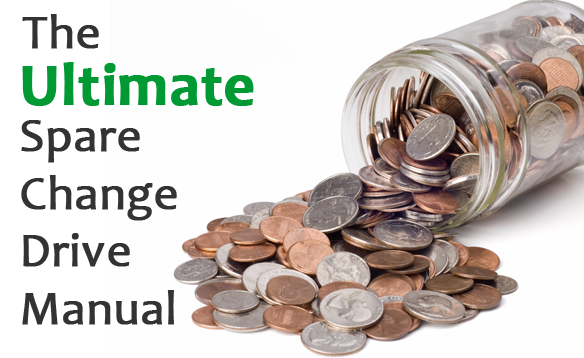 UltimateDonations.org: The Ultimate Spare Change Drive Manual