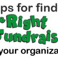 Choose the Right Fundraiser!