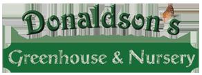 Donaldson's Greenhouse & Nursery Logo - http://donaldsongreenhouse.com