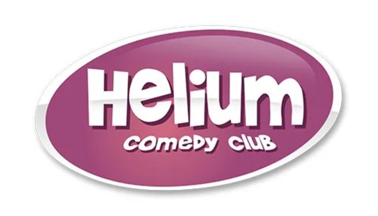 Helium Comedy Club logo - https://philadelphia.heliumcomedy.com