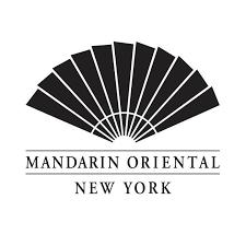 Mandarin Oriental, New York Logo - https://www.mandarinoriental.com/new-york/manhattan/luxury-hotel