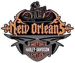New Orleans Harley-Davidson Logo - http://www.neworleansh-d.com
