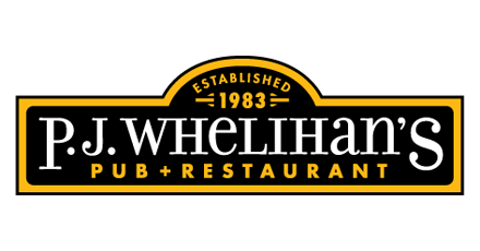 P.J. Whelihan's Pub + Restaurant Logo - https://www.pjspub.com/