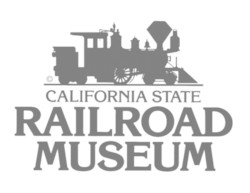 California State Railroad Museum Logo - https://www.californiarailroad.museum