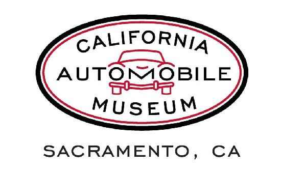 California Automobile Museum Logo - https://www.calautomuseum.org