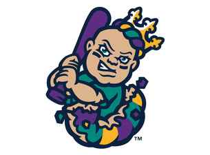 New Orleans Baby Cakes Logo - http://www.milb.com/index.jsp?sid=t588