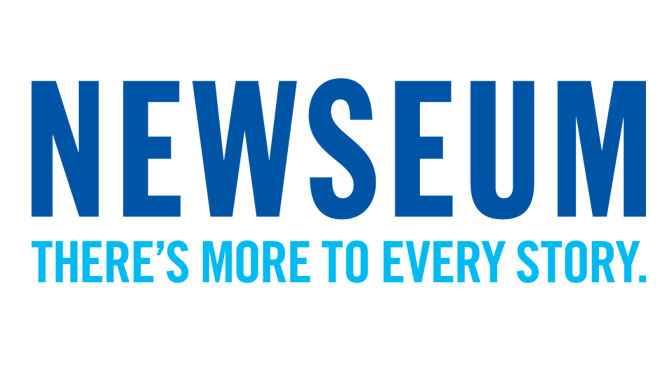 Newseum Logo - http://www.newseum.org