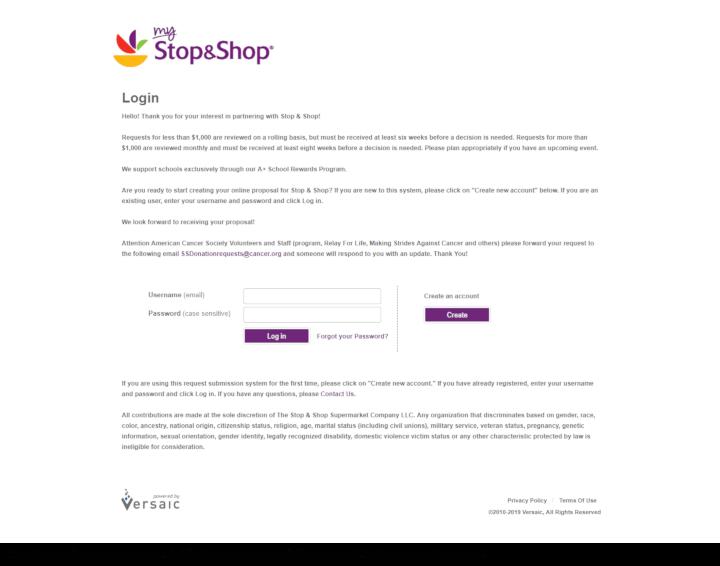 Stop & Shop Supermarket Logo - http://www.stopandshop.com